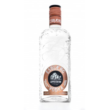 Esbjaerg Vodka Copper Edition