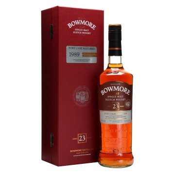 Bowmore 1989 Port Cask Matured 23 years