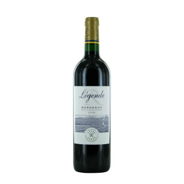 Legende Bordeaux rouge DBR Lafite